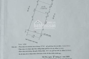 Cho thuê nhà mặt phố số 114 Hoàng Văn Thái. Liên hệ: 0969526889