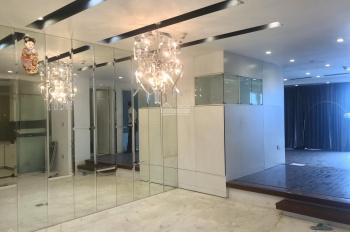 Tôi muốn bán căn hộ 161m2, tầng cao view Vườn Hoa tại toà Vincom Bà Triệu. Liên hệ: 0906288866