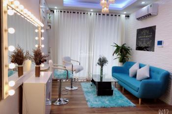Cho thuê căn hộ 0808 FLC Green Apartment: Loại 2PN - đầy đủ đồ đẹp, giá 9tr/tháng (đang trống)