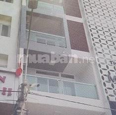 Nhà mặt tiền Cao Thắng, P.12, Q.10, DT:4x17m, 5 lầu, ST, thang máy, giá 55tr/tháng