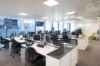 Cho thuê 150m2 sàn văn phòng phố Láng Hạ, đã có trần, sàn, điều hòa, 25 tr/tháng, rẻ nhất khu vực