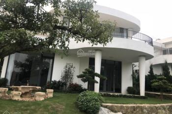 Bán căn BT nghỉ dưỡng đẹp nhất Lâm Sơn Hòa Bình, 400m2, full NT, SĐCC, view hồ, giá rẻ, 0964238296