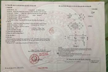 Chính chủ cần tiền hạ giá bán nhanh Nhà Quận Tân Bình