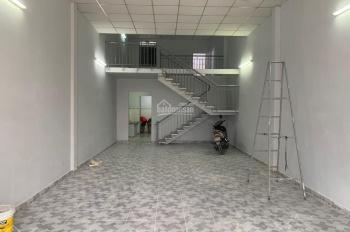Nhà cho thuê (5x20m)gác lửng như hình, đường 7m Lê Trọng Tấn. Giá 10tr