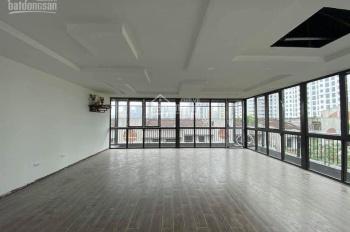 Văn phòng siêu to giá siêu rẻ tại phố Khuất Duy Tiến, DT 150m2, lô góc 2 mặt thoáng, ánh sáng nhiều