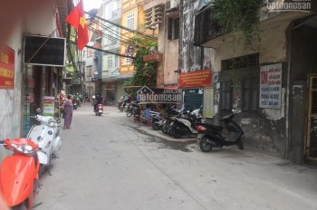 Bán nhà mặt phố Cự Lộc, Nhân Chính, Thanh Xuân, 35m2, 5 tầng, ô tô qua cửa, kinh doanh nhộn nhịp