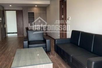 Cho thuê nhà Trần Cung diện tích 43.5m2 * 4.5 tầng thiết kế mỗi tầng 1 phòng thông sàn giá 15 tr/th