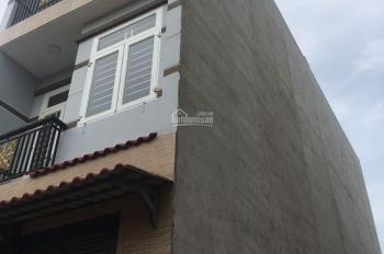 Cho thuê nhà mới mặt tiền nội bộ 12m đường DC11,P Sơn Kỳ, Q Tân Phú 4x20-3 tấm 4PN-3 toilet giá tốt