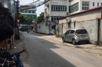 Cho thuê nhà 60m2 x 5T, thang máy giá 25tr/th - mặt phố Hoàng Quốc Việt, Cầu Giấy