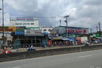 Bán lô đất Mặt tiền đường Phạm văn Đồng, phường  linh trung, q. thủ đức. dt 2020m2. lh: 0909779498