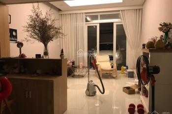 Cho thuê nhà hẻm lớn 737 CMT8 gần công viên Lê Thị Riêng