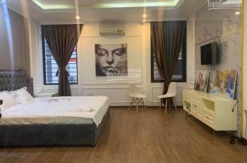 Cho thuê nhà nguyên căn ngõ 199 Thụy Khuê, DT 36m2 * 5,5 tầng, nhà đẹp