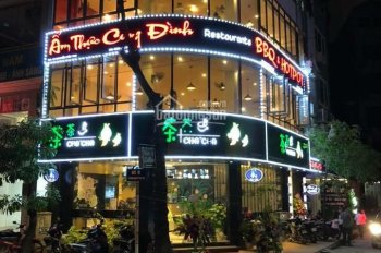 Cho thuê nhà mặt phố Phan Đình Phùng, Ba Đình, 30m2x2 tầng, MT 7m cực đẹp thích hợp đồ uống