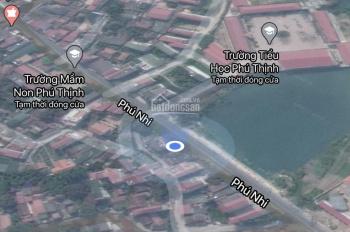 Cần bán nhà cấp 4 tại Phố Phú Nhi, phường Phú Thịnh, TX Sơn Tây, HN