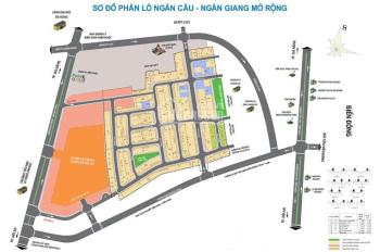 Bán đất mặt tiền đường Nguyễn Đình Thi - Khu đô thị Ngân Câu Ngân Giang