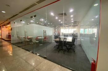 Văn phòng phố Wall trung tâm Quận 1 180m2