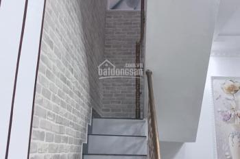 Bán nhà trệt lầu mới hoàn thiện - hẻm Liên Tổ 3 - 4 Đường Nguyễn Văn Cừ, P. An Khánh giá rẻ