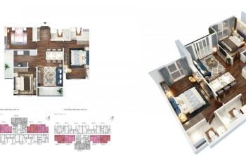 Ra hàng tầng 16 tòa V1 dự án The Terra An Hưng - 2,2 tỷ sở hữu căn 3PN 88,66m2. LH: 0933 875 666