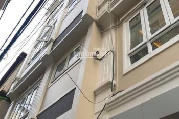 Bán nhà Nguyễn Khang, 5 tầng, mặt tiền 6.2m giá 5.9 tỷ