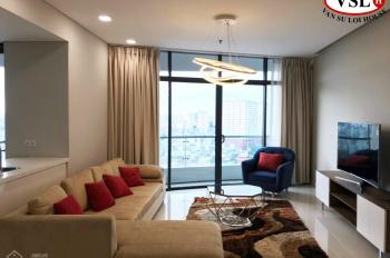CITY GARDEN cho thuê 2PN-117m2, Full nội thất-View thành phố, $1350/tháng BP, LH: 0906719788-Tuyền