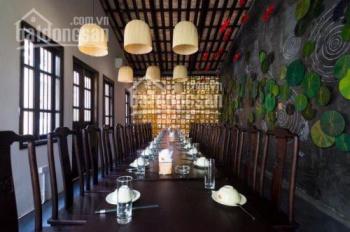 Cho thuê nhà mặt ngõ Núi Trúc, Ba Đình DT đất 250m tổng DT sàn 650m thích hợp làm nhà hàng