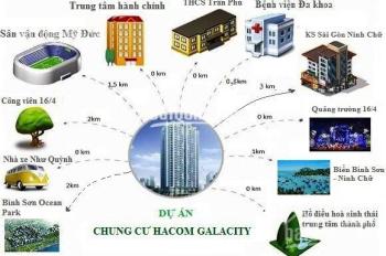Chỉ từ 310 triệu bạn đã là cư dân của Hacom Gala City Ninh Thuận