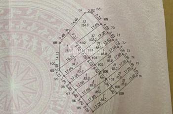 Cần bán thửa đất 85m, đất đấu giá tại ô quy hoạch B4/N01 phường Thượng Thanh, Long Biên, Hà Nội.  -