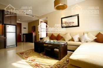 Cho thuê CHCC Mipec Tower 229 Tây Sơn 223m2, 4PN, full đồ đẹp giá 23 triệu/tháng, LH: 0986737218