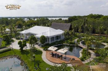 Nền biệt thự nhà vườn dành cho giới siêu giàu tại Q9 - với 3 mặt giáp xong, chỉ 14tr/m2.0969924230