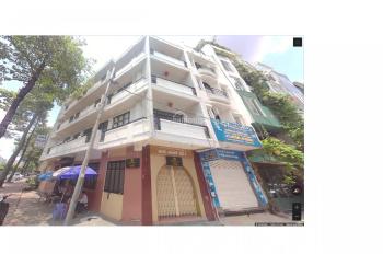 Nhà nguyên căn góc 2MT Nguyễn Đình Chiểu - Hoàng Sa q1, DT 15x5m 4 lầu giá chỉ 110tr