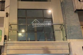Cần bán nhà 4 tầng, mặt tiền Lý Chính Thắng, phường 7, quận 3, nhà như hình, như sổ, 149m2