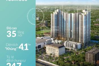 Bán căn hộ 2 phòng ngủ đẹp nhất quận Cầu Giấy - 77 m2 - 40tr/m2 - LH nhận ck 6% - 0934330895