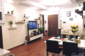 Căn góc 3 phòng ngủ, Hà Nội Center Point, đầy đủ nội thất, ban công Đông Nam, sổ đỏ, giá 35.5tr/m2