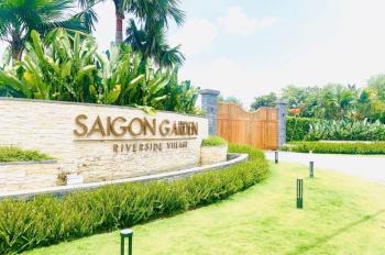 Đất nền biệt thự vườn 3 mặt giáp sông ngay tại Sài Gòn giá chỉ từ 14tr/2, Sổ hồng sở hữu lâu dài