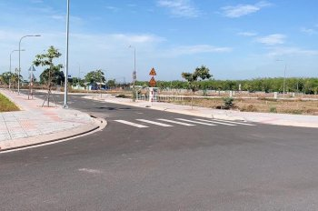 Đất nền Bàu Bàng mặt tiền Quốc Lộ 13. Liền kề TTHC huyện Bàu Bàng, KCN Becamax, sổ hồng riêng