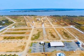 Mở bán đất nền sổ đỏ view sông, DT 80m2, chỉ từ 1tỷ450, LH: 0982 007 835
