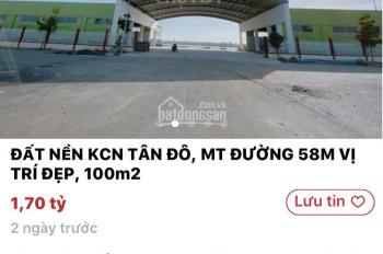 DT 10x17,5m đất thích hợp xây biệt thự hoặc khách sạn.