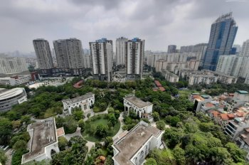 Bán căn hộ Hòa Phát Mandarin Garden, DT: 114 - 134m2, giá: 42 - 50 triệu/m2, LH: 0913896822