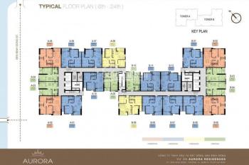 Bán căn hộ dưới 1 tỷ cho vợ chồng trẻ Aurora Bến Bình Đông, quận 8. LH 0909.77.13.78