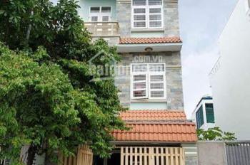 Bán nhà đẹp khu tái định cư Phạm Hữu Lầu, P. Phú Mỹ, q7 diện tích: 5x18m, giá 8,55 tỷ