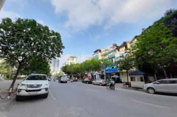 Cho thuê nhà mặt phố Vũ Phạm Hàm quận Cầu Giấy, DT: 145m2 x 4,5 tầng, giá 70tr/th. LH 0904090102