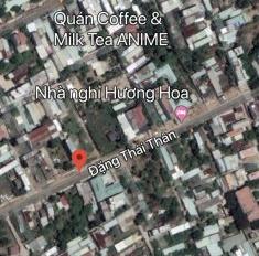 Bán lô đất mặt tiền Đặng Thái Thân đường 7m5 lề 4m, hướng Đông Nam mát mẻ, mt ngang 11m5