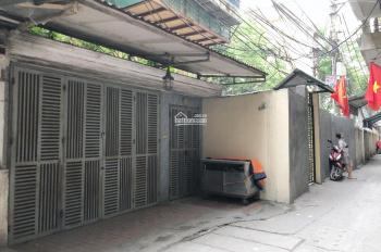 Cho thuê nhà riêng ngõ 6 Đặng Văn Ngữ, gần mặt đường, tiện ích để bán hàng hoặc để ở