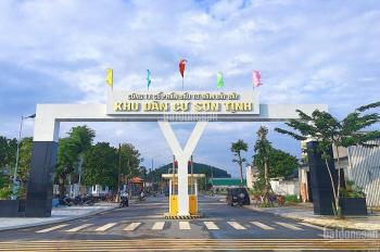 Bán đất View hồ trung tâm phường Trương Quang Trọng, Quảng Ngãi, giá đầu tư chỉ 14tr/m2. 0779598999