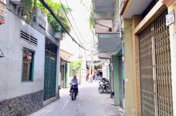 Bán nhà HXH Quận 4 giá 7.2 tỷ, DT: 4 x 32m sổ riêng. 078.2939.739 Lâm Vũ