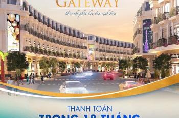 Kỳ Co Gateway - Chỉ còn 30 lô đẹp - rẻ - hướng tốt - gần tiện ích. Gọi 0908287778 CK ngay 0.5%