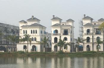 CC bán lại căn BT NT 7 - 06 DT 270m2 vị trí đẹp view vườn hoa 15000m2 sông sau nhà rộng
