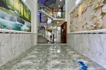 Giảm giá sốc từ 8,2 còn 7,6 tỷ nhà phố thiết kế kiểu biệt thự mini đường Nguyễn Phúc Chu P15 TB