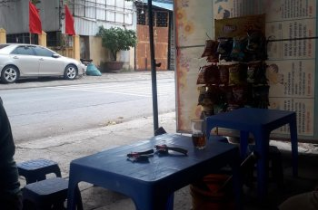 Bán nhà mặt đường NB Vạn Phúc, Thanh Trì, 80m2, mặt tiền rộng có vỉa hè 3m