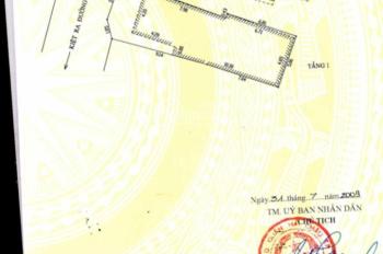 Bán nhà ngay trung tâm thành phố kiệt 5m Lý Tự Trọng, Q. Hải Châu, Đà Nẵng. Mr Vũ: 0905.611.579